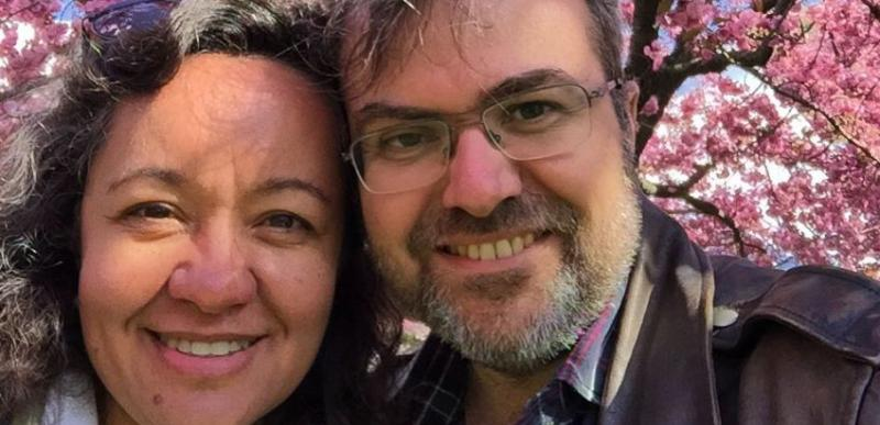 Donors of the month: Magali et Stéphane Toullieux, EDHEC Master 1991